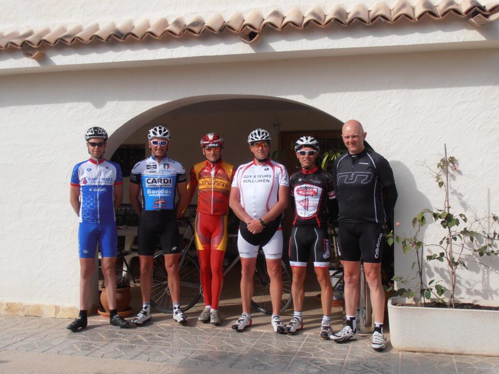 Peelman Trainingscentrum Spanje